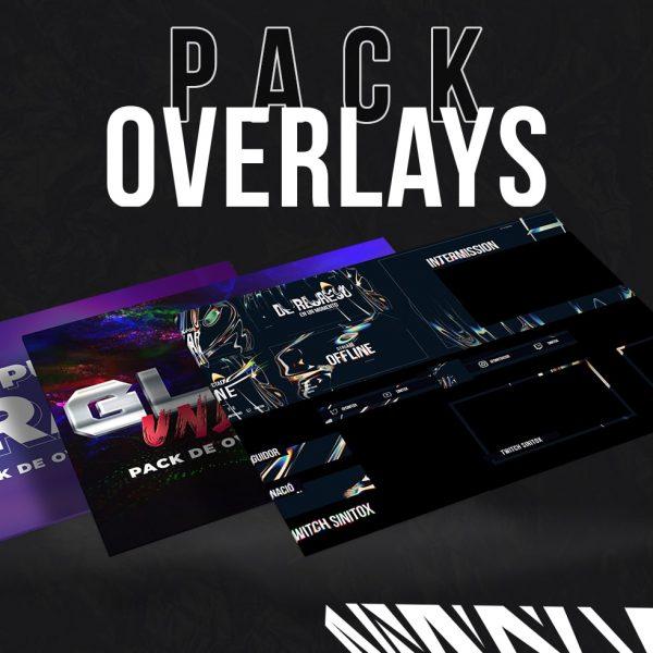 Stream Overlay Pack